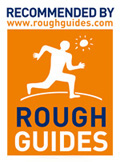 Our Self Catering Cottage is recommended by Rough Guides